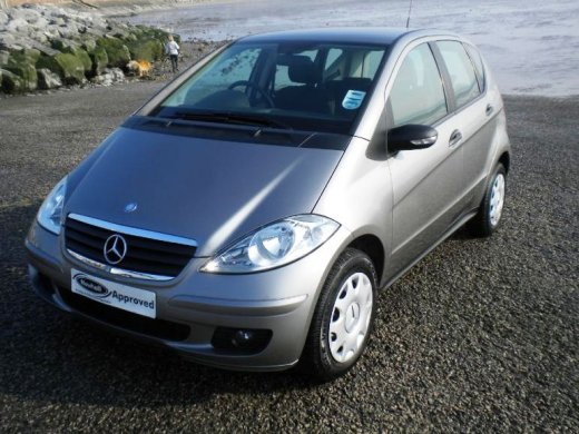 2007 MERCEDES-BENZ A150 Online Average Sale Price HKD$30,215