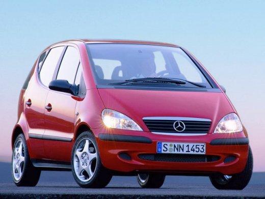 2003 MERCEDES-BENZ A190 Online Average Sale Price NTD$260,000