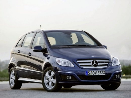2006 MERCEDES-BENZ B200 2.0 Online Average Sale Price HKD$34,073