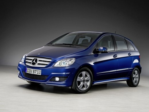 2010 MERCEDES-BENZ B200 2.0 Online Average Sale Price HKD$51,062