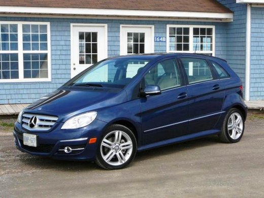 2009 MERCEDES-BENZ B200 2.0 Online Average Sale Price HKD$43,150
