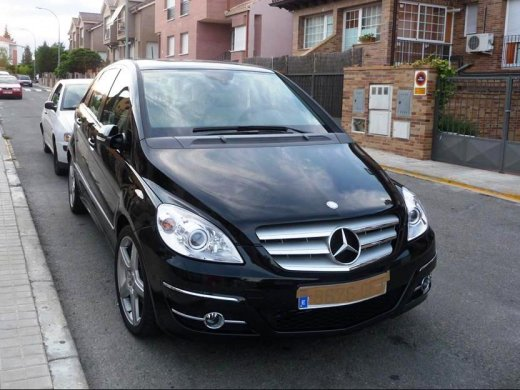 2006 MERCEDES-BENZ B200 2.0 Online Average Sale Price HKD$21,388
