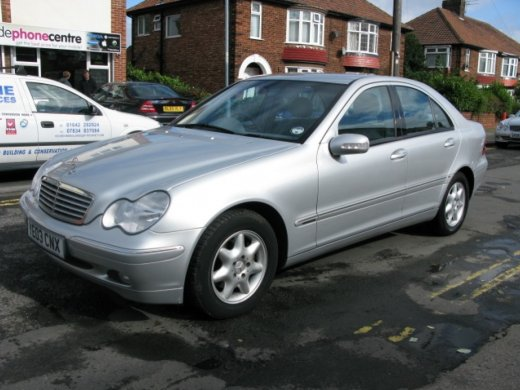 2005 MERCEDES-BENZ C200 1.8 Online Average Sale Price HKD$19,626