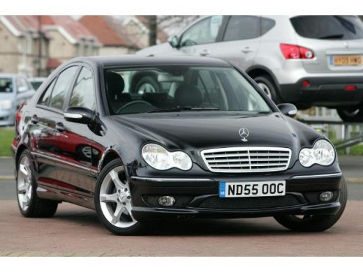 2004 MERCEDES-BENZ C200 1.8 Online Average Sale Price HKD$24,652