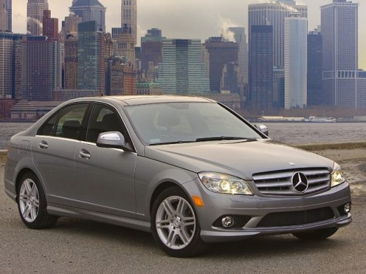 2010 MERCEDES-BENZ C200 1.8 Online Average Sale Price HKD$109,561